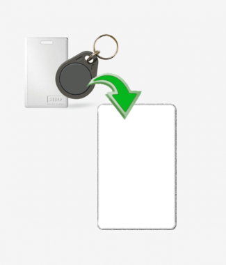 Copy to Key Card