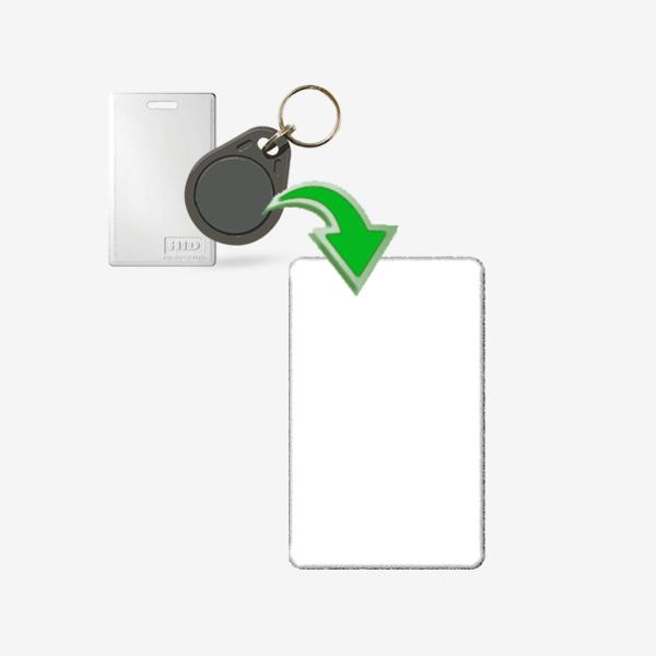 Copy to Key Card