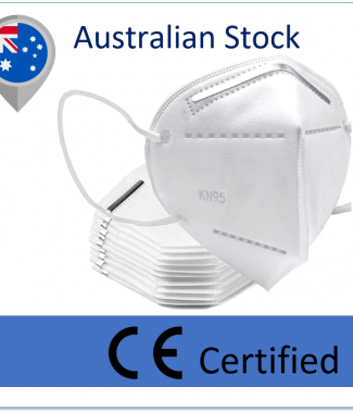 KN-95 Face Masks Australian Stock CE Certified Protect against COVID-19